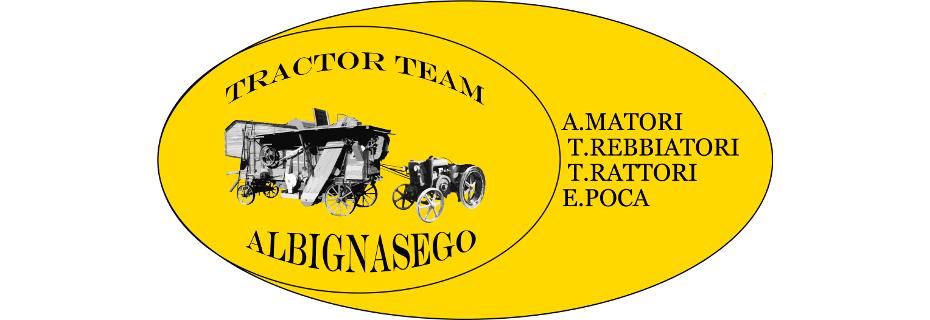 Logo Tractor Team
