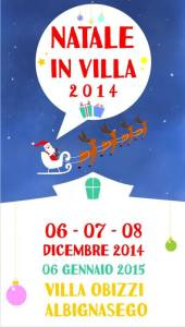 Natale In Villa 2014